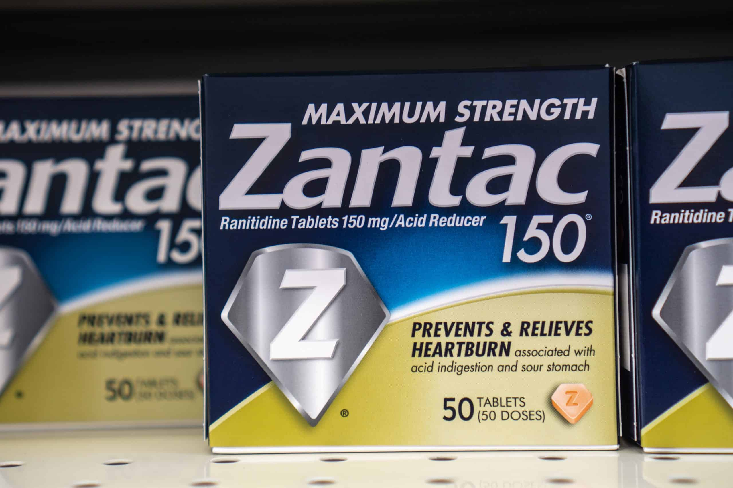Zantac Litigation Starts To Gain Steam