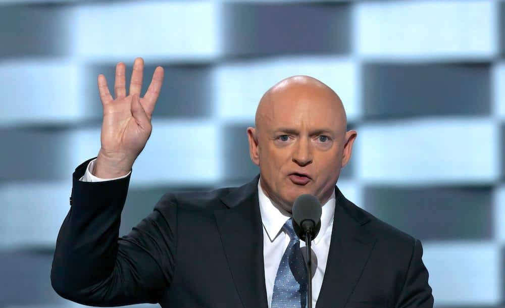Mark Kelly Flips Arizona Seat from Red to Blue