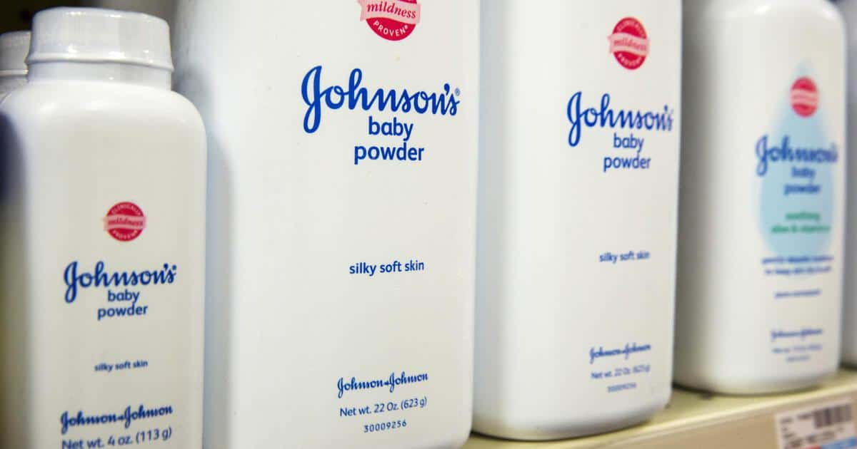 $4.6 billion awarded in July to 22 women who claimed its product caused their ovarian cancer.