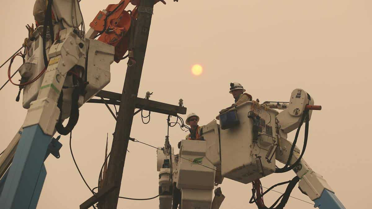 Bill Could Shield Utilities From California Wildfire Damages