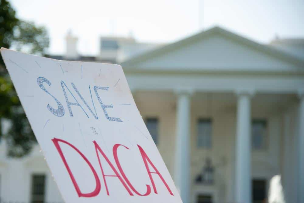 Judge Rules Acting DHS Secretary Cannot Suspend DACA Program