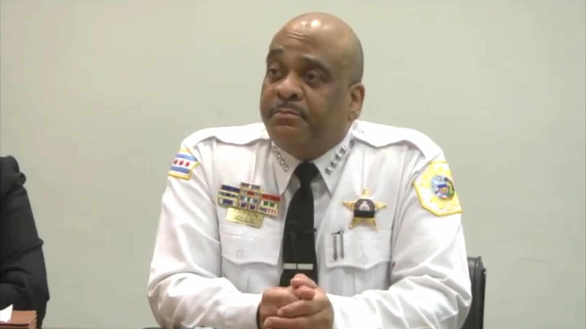 Chicago top cop under oath: 'Never heard an officer talk about code of silence'