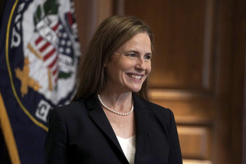 Barrett Confirmed as Supreme Court Justice with 52-48 Vote