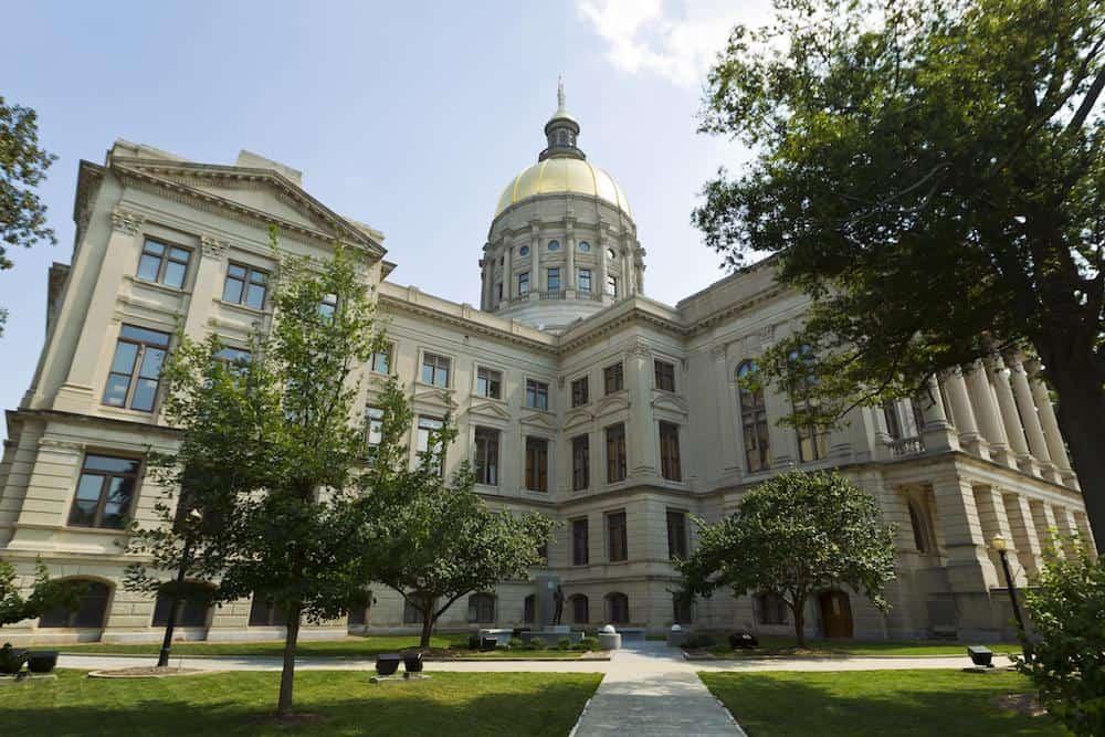 Georgia GOP Senators Calls for Secretary of State to Resign