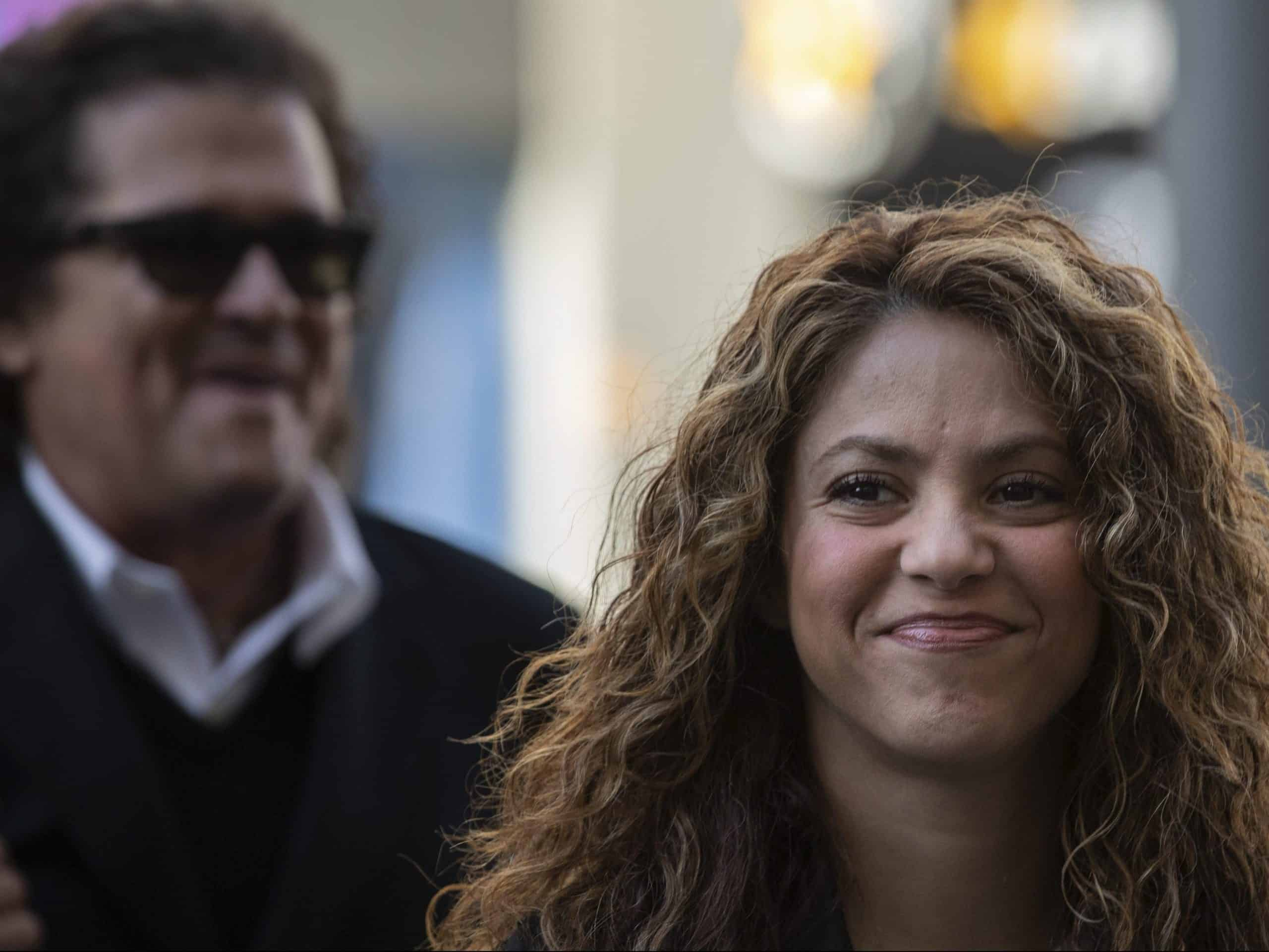 Shakira defends her song against plagiarism case in court