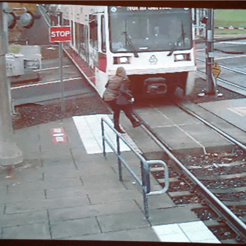 Jury awards $15M after train severs leg of pedestrian