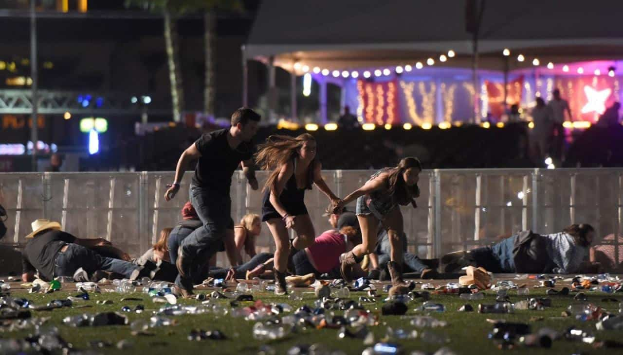 MGM Files Suit to Limit Liability for Las Vegas Shooting