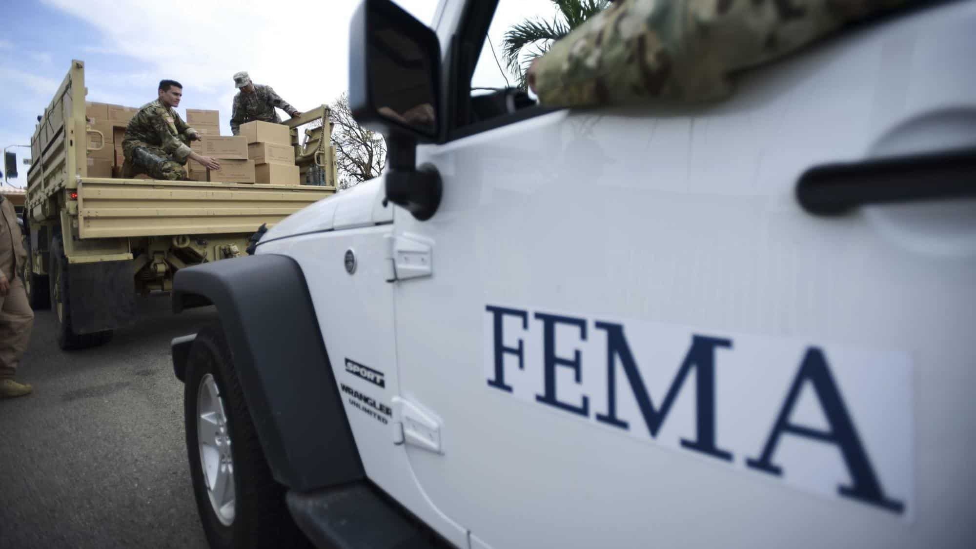 FEMA wrongly released personal data of victims, watchdog says