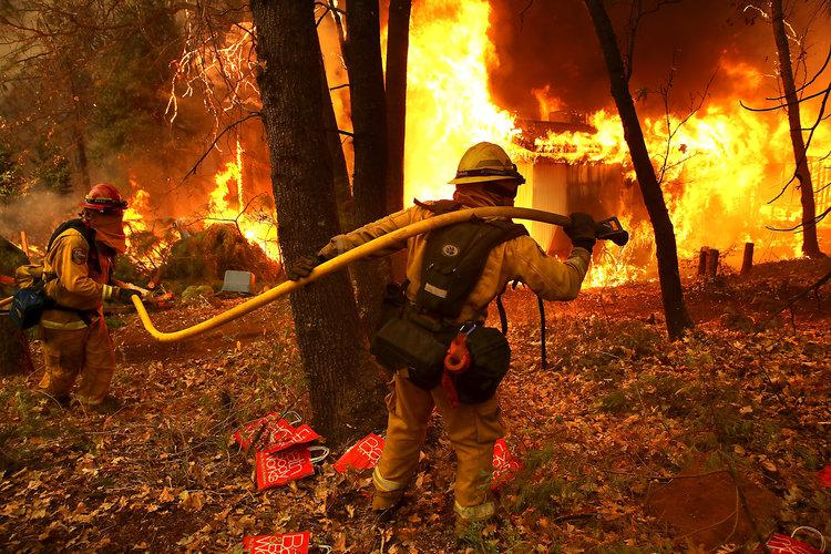Federal Judge Demands Answers From PG&E Over Wildfire