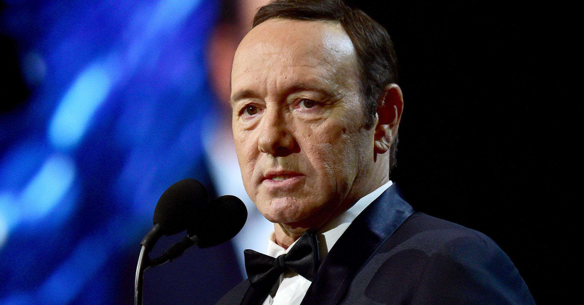 Kevin Spacey Groped Massage Therapist And Tried To Force Oral Sex, Lawsuit Alleges
