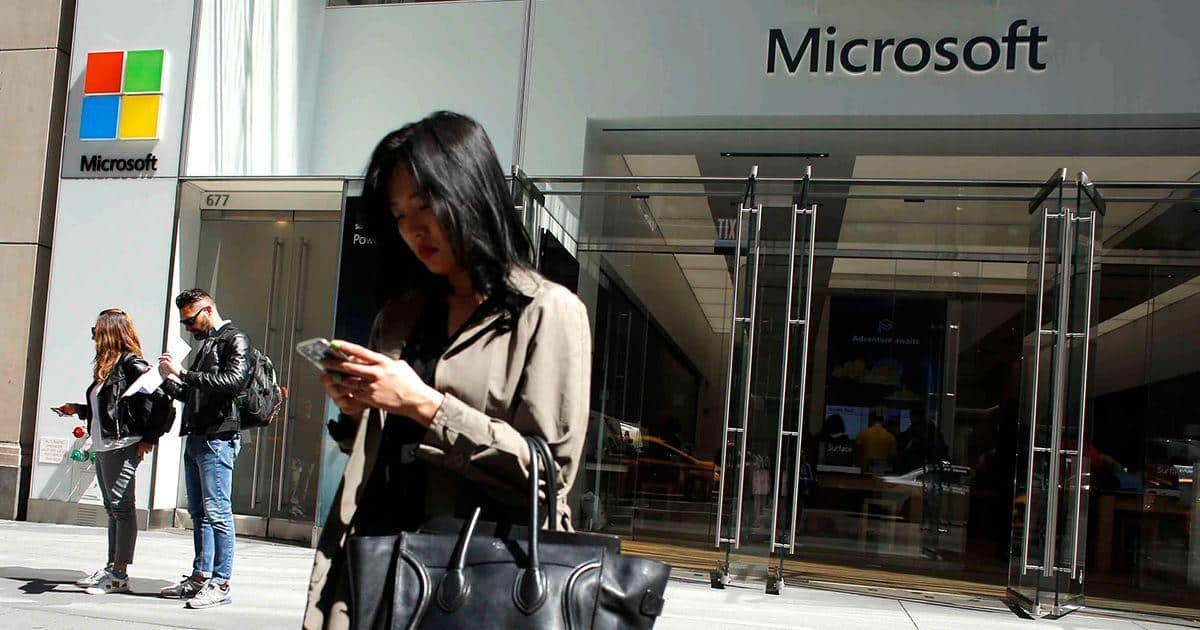 A Group of Women Suing Microsoft Have to Beat Supreme Court Precedent