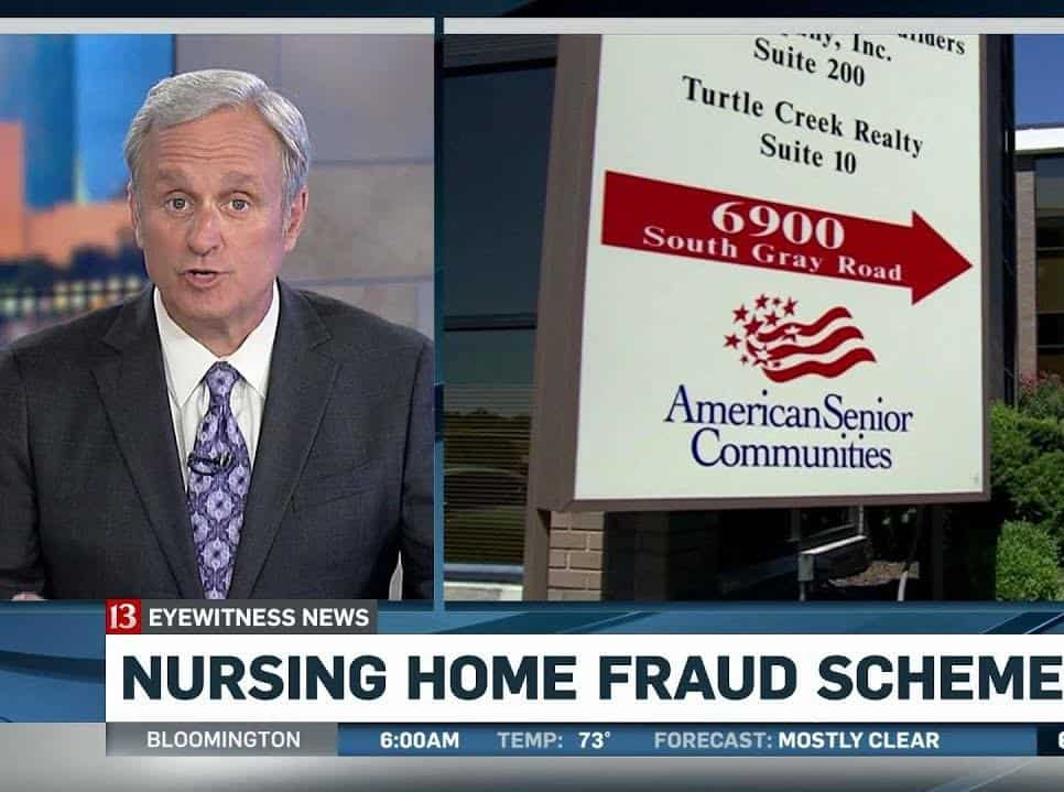 RNs at Nursing Homes Asked to Report 4 Areas of Wrongdoig