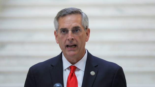Georgia Secretary of State Announces Hand Recount of Ballots