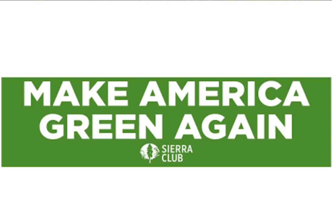 Sierra Club Is Quickly Becoming Biggest Threat To Trump's Obama-Era Reg Rollbacks