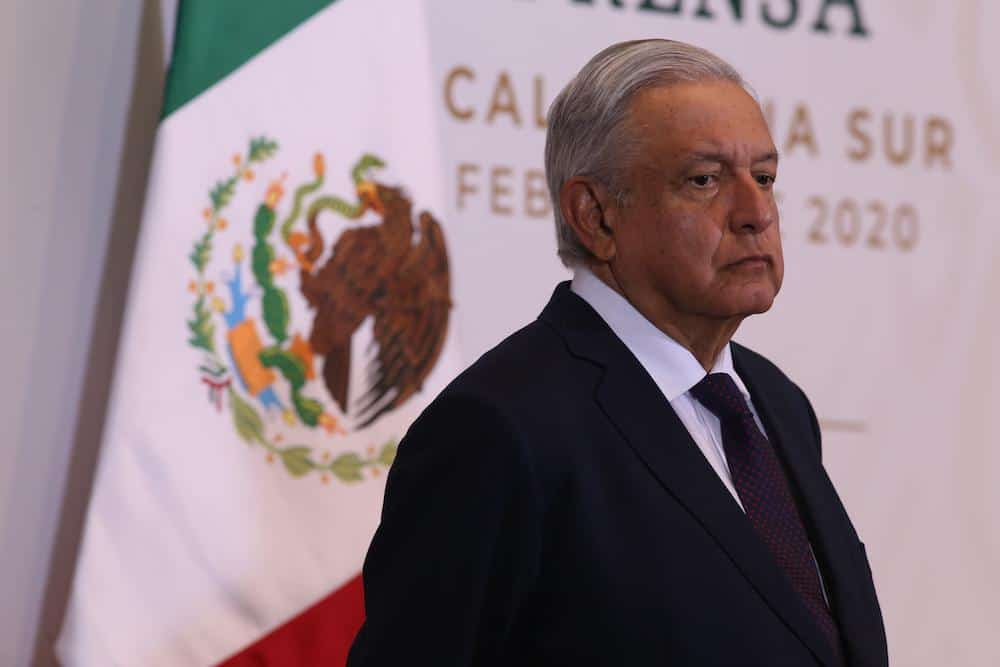 Mexican President Submitted Proposal Stripping Immunity for U.S. Agents
