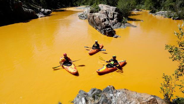 Victims Still Unpaid 3 Years After Colorado Mine Spill