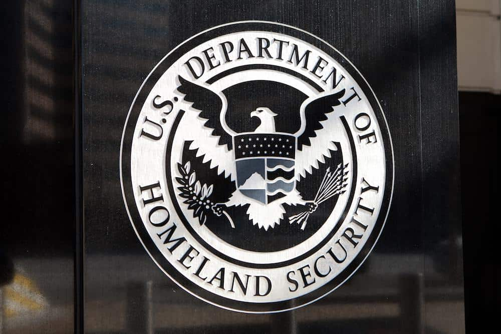 Department of Homeland Security Said the Presidential Election was Secure