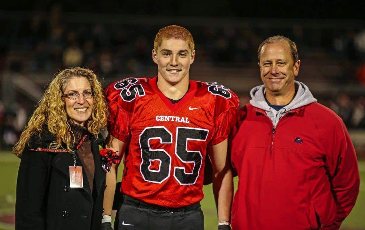 Parents of Penn State student who died during pledge party sue 28 members of fraternity