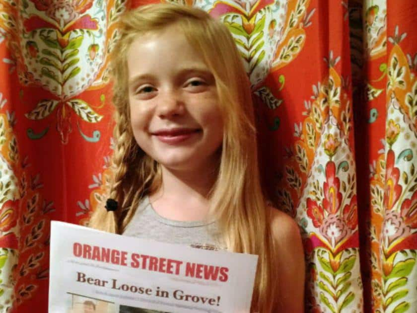 Arizona town apologizes to 12-year-old reporter for threatening to arrest her