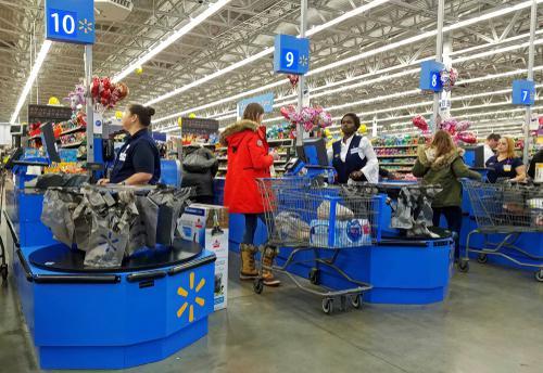 Woman awarded $16.9M in lawsuit against Walmart