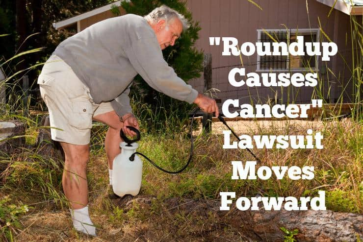 Victory for Non-Hodgkin's Lymphoma Patients Suing Monsanto Over Roundup Weed Killer