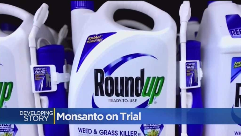 Judge Denies Monsanto A New Roundup Trial, But Cuts Award To $78 Million
