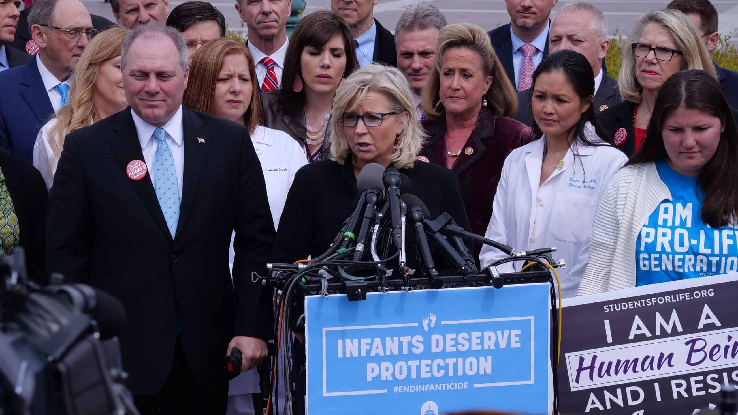 No Tears For Liz Cheney – She Helped Create The Trump Monster