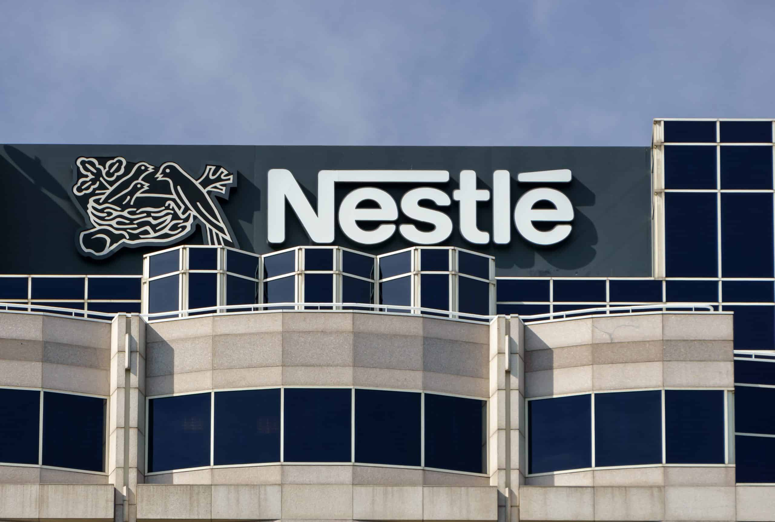 Nestle Makes A Killing As California Dries Up